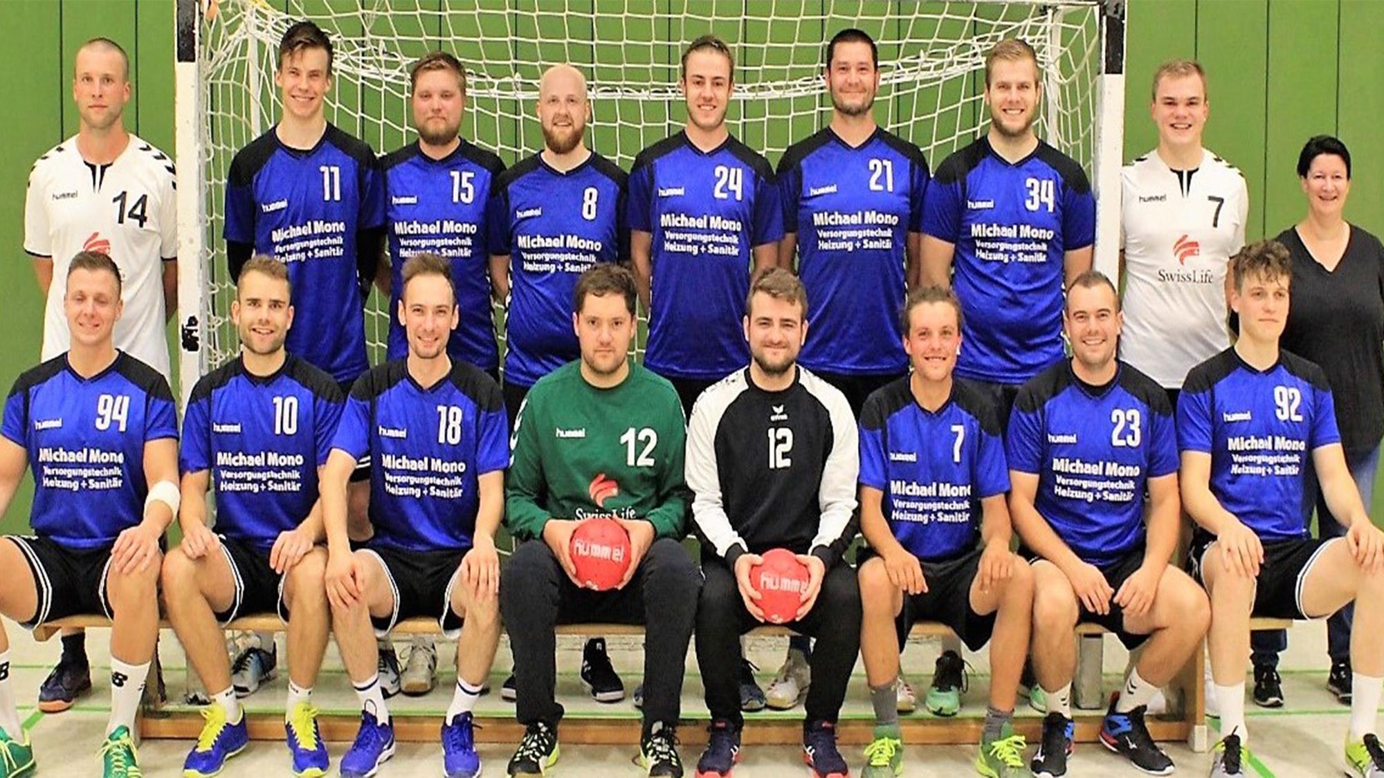 Teamfoto TSF Heuchelheim 2